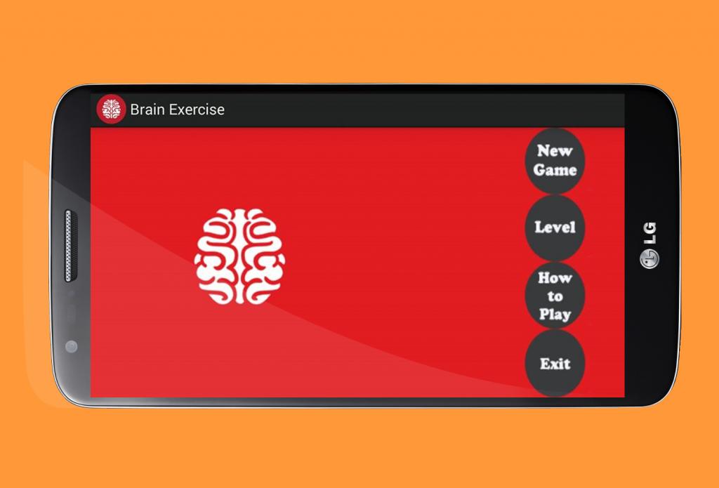 BrainExercise 1