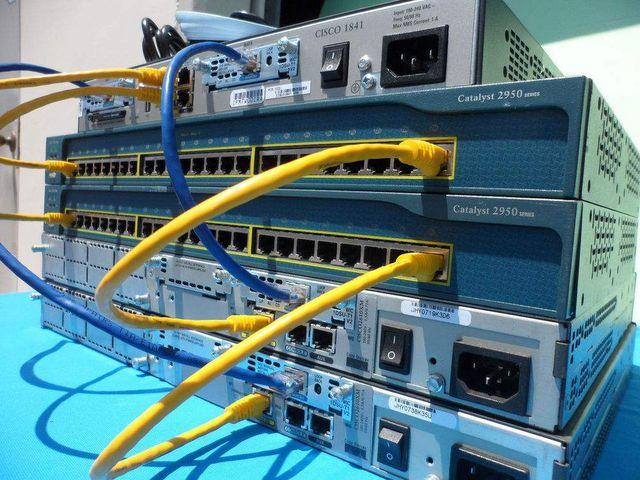 Ağ Cihazlarını Yapılandırma-2 Yönlendiricinin (Router) Yapılandırılması